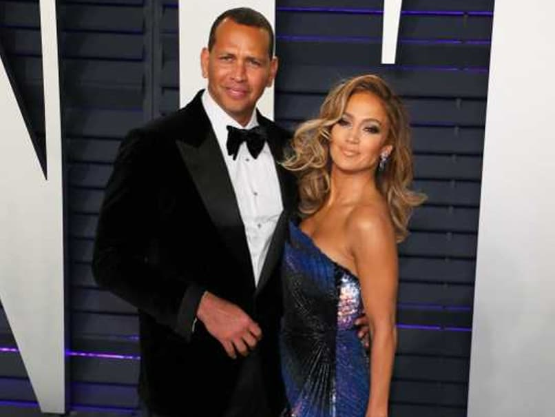 Its Official! Jennifer Lopez Engaged To Baseball Great Alex Rodriguez