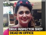 Video : Drug Inspector Shot Dead In Her Office In Punjab