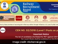 RRB Group D Result 2019: Date Confirmed. Results To Be Published On This Date