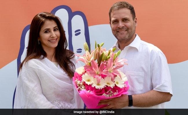 "For BJP, Congress's Urmila Matondkar Suggests A Shortcut To ""Vikas"""