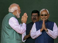 Nitish Kumar To Meet PM Modi In Parliament At 4 PM Today: JD(U) MP