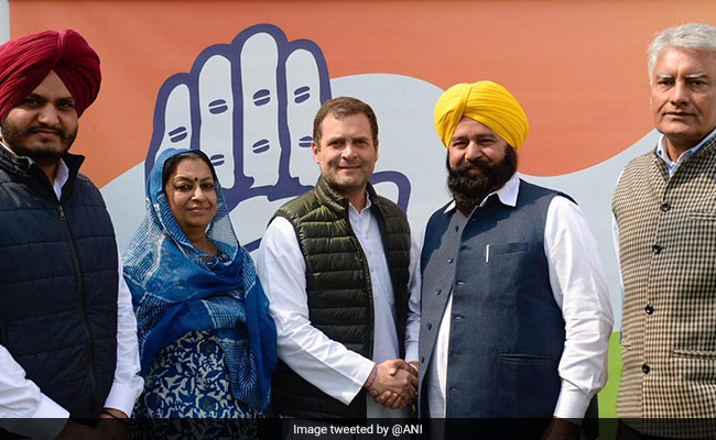 Day After Quitting Akali Dal, Lawmaker Sher Singh Ghubaya Joins Congress