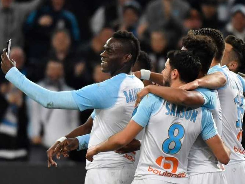 Watch: Mario Balotelli Does The Unthinkable, Posts Goal Celebration Video On Instagram Mid-Match