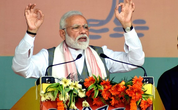 'India Wins Yet Again,' Tweets PM Modi After BJP's Big Victory