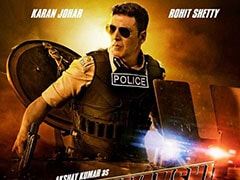 अक्षय कुमार की 'सूर्यवंशी' का First Look रिलीज, रोहित शेट्टी संग मिलकर छीनी सलमान खान से 2020 की Eid