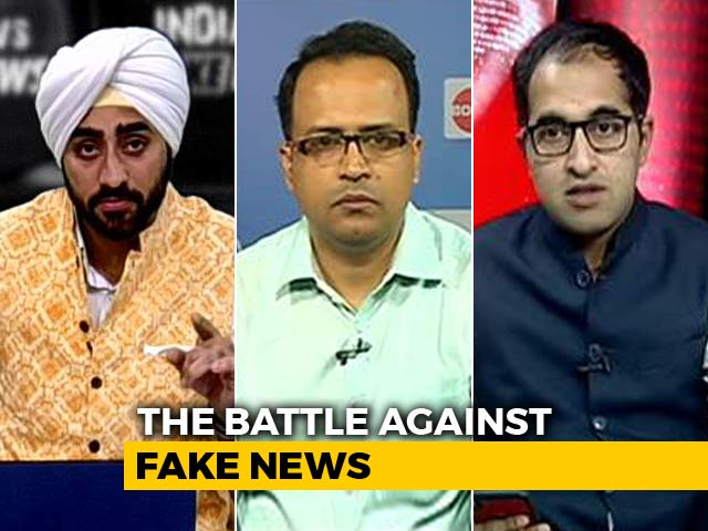 Video : Is Election Commission Prepared To Battle Fake News?