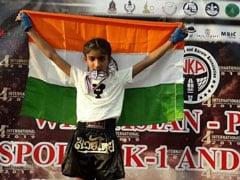 आहना सिंह ने इंटरनेशनल किक बॉक्सिंग चैंपियनशिप में किया कमाल, जीते दो सिल्वर मेडल