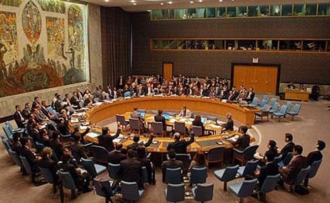 China For 'Package Solution' On Permanent Seat For India At UN Security Council