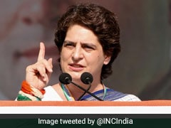 Priyanka Gandhi Slams UP For Investing Provident Fund In Defaulter Firm