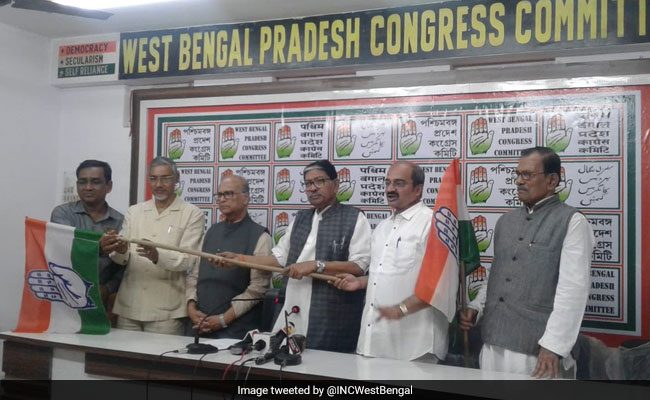 Seat Sharing Talks In West Bengal Failed Because Of Left, Says Congress