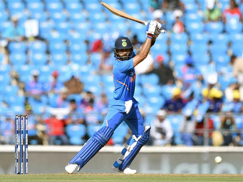 Virat Kohli Hit His 7th Century Against Australia And 40 In ODI