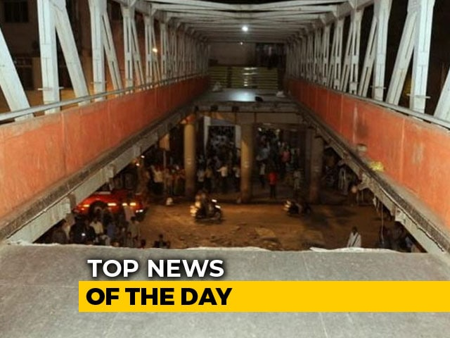 Video : The Biggest Stories Of March 14, 2019