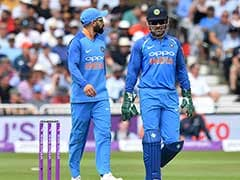 MS Dhoni Half A Captain, Virat Kohli Visibly Rough In His Absence: Former India Cricketer