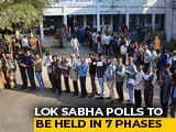 Video : National Election: 7 Rounds From April 11 To May 19, Results On May 23