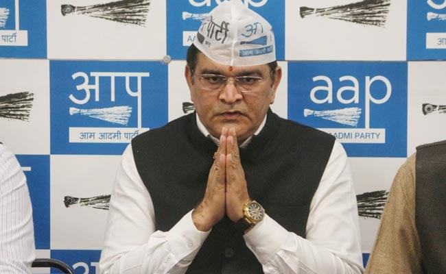 AAP Says Balbir Singh Jakhar Will Be Its Seventh Lok Sabha Candidate