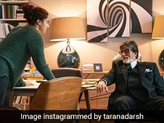 <i>Badla</i> Box Office Collection Day 8: Amitabh Bachchan And Taapsee Pannu's Film Almost At 50-Crore Mark