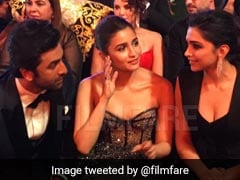 Filmfare Awards 2019 Highlights: Alia Bhatt-Ranbir Kapoor, Ranveer Singh-Deepika Padukone Catching Up To Tribute To Sridevi