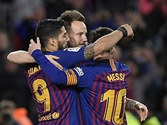 Lionel Messi, Luis Suarez Lead Barcelona To Victory Over Rayo Vallecano