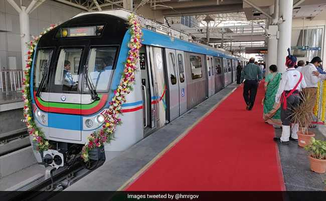 Standalone Metro Systems Not Effective, Need Shared Mobility & Electric Vehicles: Venkaiah Naidu