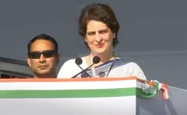 Priyanka Gandhi Vadra Addresses First Rally, In PM's Home Turf Gujarat: Highlights
