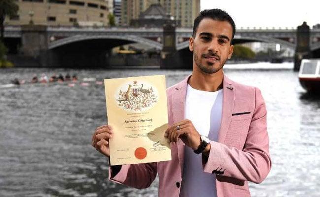 'I'm An Aussie': Refugee Footballer Who Fled Bahrain Granted Australian Citizenship
