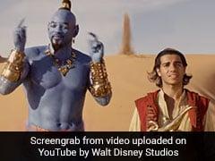फिल्म 'Aladdin' में  जिनी की भूमिका को लेकर विल स्मिथ का बड़ा बयान