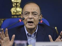 "Nehru ""Original Sinner"", Favoured China For UNSC Seat: Arun Jaitley"