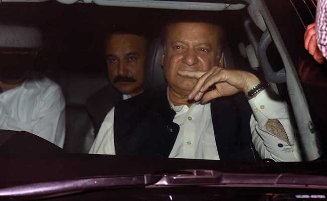 Nawaz Sharif Urges Court To Allow Him To Go Abroad For Medical Treatment