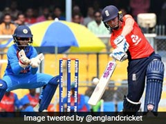 India Women Lose To England By 41 Runs In First T20I