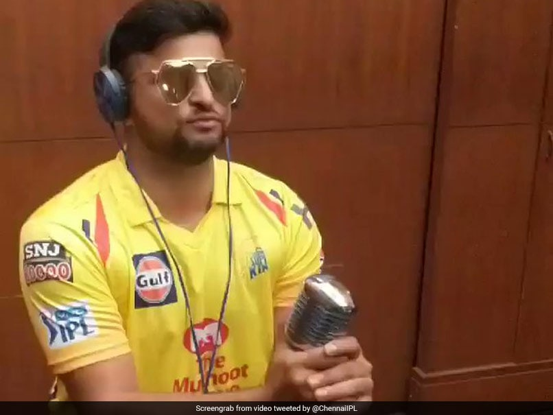 Watch: Suresh Raina Issues IPL 2019 Battle Cry For Chennai Super Kings