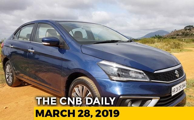 Maruti Suzuki Ciaz Diesel, BMW 530i M Sport, Mahindra Price Hike
