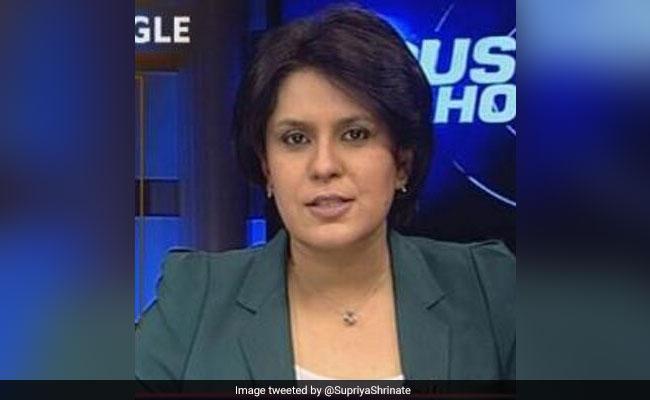 सुप्रिया श्रीनेत को कांग्रेस ने दी बड़ी जिम्मेदारी, बनाया राष्ट्रीय प्रवक्ता