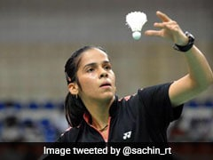 Sachin Tendulkar Wishes Saina Nehwal On Birthday, Hopes For Shuttler