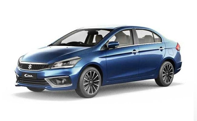 The Maruti Suzuki Ciaz is the only model which has registered a growth in sales in July 2019.