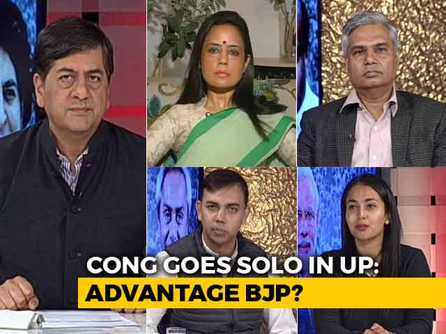 Video : Race For Alliances: NDA Leads UPA?