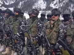 """Nation Comes First"": A Day In Life Of CRPF Soldiers In Jammu And Kashmir"