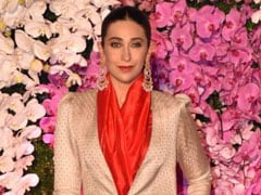 Like Karisma Kapoor At Ambani Wedding, Add A Chic Jacket To Your Indian Wear