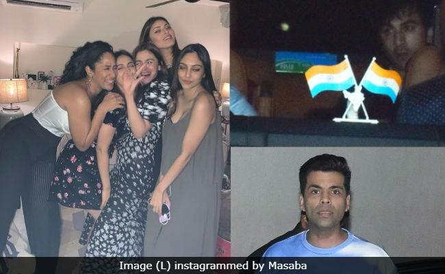 Inside Alia Bhatt's Birthday Party With Ranbir Kapoor, Karan Johar And Others. See Pics