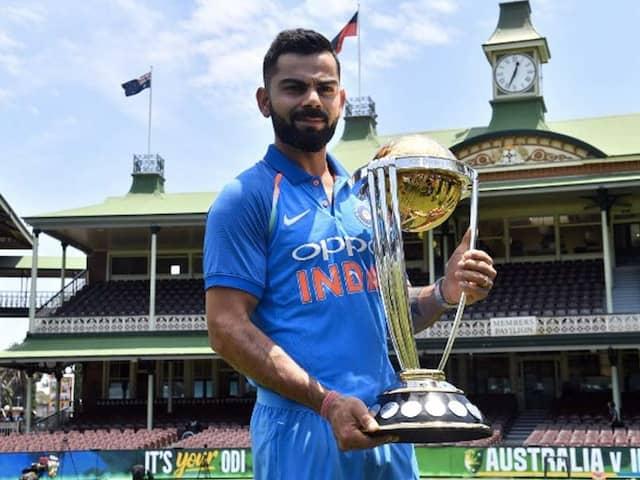 Virat Kohli Declares World Cup Race Wide Open After Australia Upset
