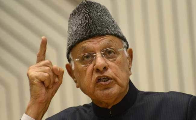 'Not Anyone's Puppets': Farooq Abdullah After Pakistan Backs Article 370 Fight