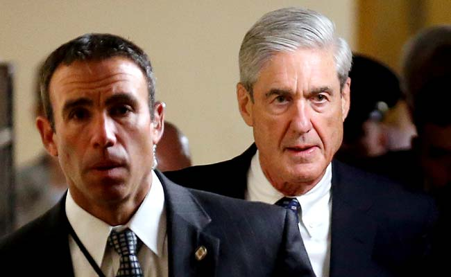 Washington On Edge For Rober Mueller's Findings On Trump-Russia Probe