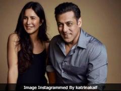 Katrina Kaif Thanks 'Bestest Boy' Salman Khan For <i>Bharat</i> In A Pic That'll Make You Go Aww