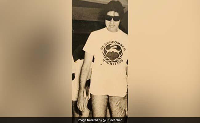 अमिताभ बच्चन ने स्विम शॉर्ट में पोस्ट की थी फोटो, अब हुआ पछतावा- मुझे बड़ी गाली पड़ी