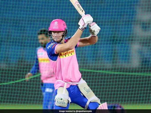 Watch: Steve Smith Looks In Ominous Touch Ahead Of Rajasthan Royals Opening Match
