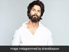 "<i>Kabir Singh</i> Actor Shahid Kapoor Explains Why A Remake Is ""Damn Tough"" To Make"