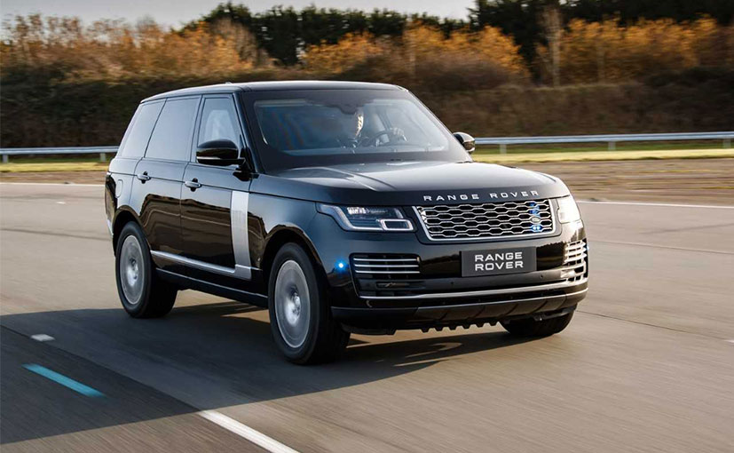 The Range Rover Sentinel is identical to the Autobiography in terms of refinement and appearance.