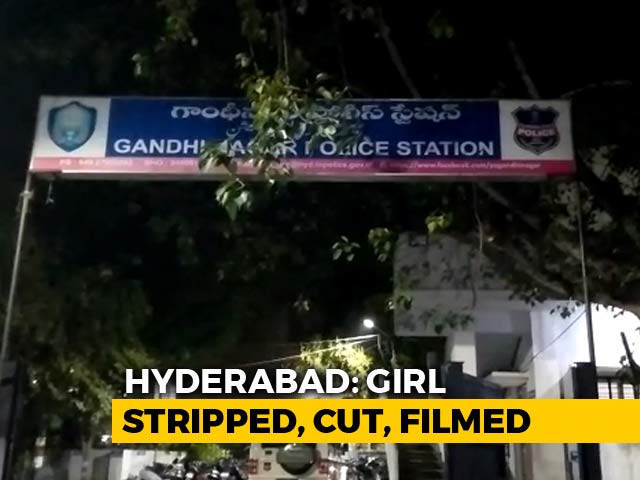 Video : Hyderabad Girl Stripped, Beaten And Filmed By Friend, Say Police