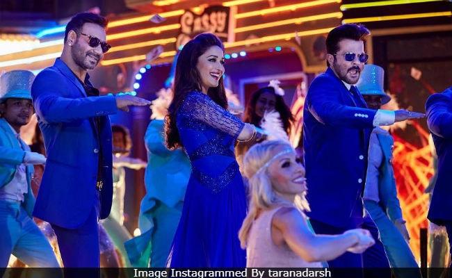 Total Dhamaal Box Office Collection Day 8: अजय, अनिल, माधुरी ने 'टोटल धमाल' से किया कमाल, कमाए इतने करोड़