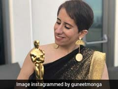 Oscar Winning-Film <i>Period. End Of Sentence</i> Producer Says She Once Sold Her House To Make A Film
