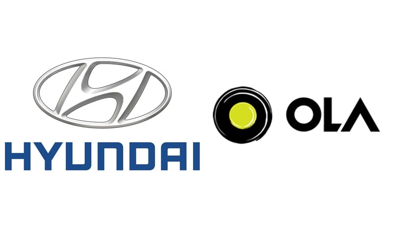 Hyundai's investment will be a part of Ola's ongoing funding round to raise over $500 million